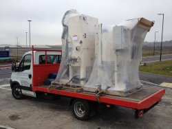 New Machines for Rolls Royce Advanced Blade Casting Facility, Catcliffe, Rotherham