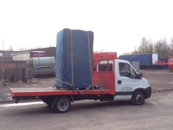 Water Cooler for air freight to USA